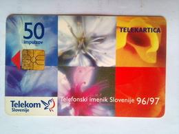 ISDN  50 Units - Slovénie