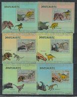 U61. MNH Mozambique Nature Animals Prehistoric Animals - Prehistorics