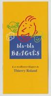 France : Les Blagues De Thierry Roland. Émis à L'occasion De La Coupe Du Monde De Football 1998. - France