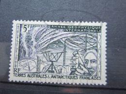 VEND BEAU TIMBRE DES T.A.A.F. N° 8 , X !!! - Terres Australes Et Antarctiques Françaises (TAAF)