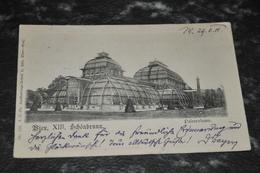 720   Wien, XIII.  Schönbrunn   Palmenhaus  1901 - Castello Di Schönbrunn