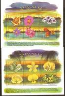Tuvalu 1999 Micheln° 842-853 Yvertn° 780-791*** MNH Cote 18 Euro Flora Fleurs Bloemen Flowers - Tuvalu