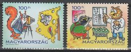 Hungary 2008. Phila Village, Fable Nice Set Michel: 5291-5292 MNH (**) - Ungebraucht