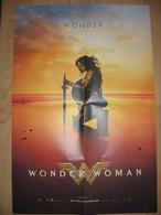 Affiche Wonder Woman Urban Comics 2017 - Affiches & Offsets
