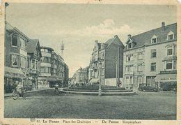 DE PANNE -Place Des Chaloupes. - De Panne