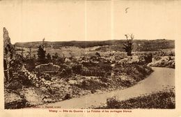 VIMY SITE DE GUERRE   ( LA FALAISE ET LES OUVRAGES BLANCS   ) - Autres Communes