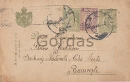 Romania - Bacau - 1922 - Pliata - Roumanie