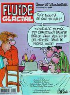 FLUIDE GLACIAL N° 401 - Novembre 2009 - BIDOCHON - LUCIEN - PEPE MALIN - Pascal BRUTAL - EDIKA - Fluide Glacial