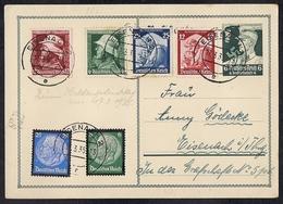 Los  1360 - Briefmarken