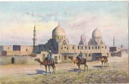 ***  EGYPTE  **** CAIRO  Tombs Of The Califs  - TTB Neuve/unused - Cairo