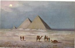 ***  EGYPTE  **** CAIRO  Pyramids - TTB Neuve/unused - Cairo