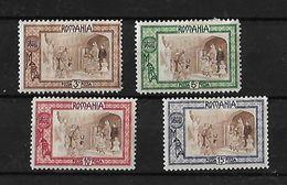 Rumania 1907 A Beneficio De Los Establecimientos De Beneficencia De La Reina Serie Completa - 1881-1918: Charles I