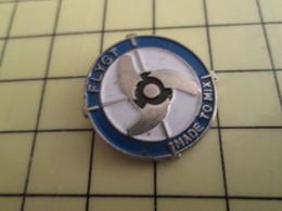 Pin613F Pin's Pins / Beau Et Rare / MARQUES : FLYGT MADE TO MIX ROBOT MIXEUR  LAMES - Merken