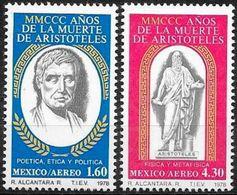 Messico/Mexico/Mexique: Aristotele, Aristotle, Aristote - Altri