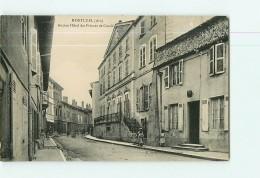 MONTLUEL - Ancien Hôtel Des Princes De Condé -  Animée -  TBE - 2 Scans - Montluel