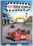 X 100 TARGA FLORIO FOLDER FILATELICO FDC ED.LIM. ALFA ROMEO PORSCHE ITALA RR - Automobilismo