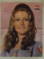 Poster De Sheila Hit Magazine Avec Une Dédicace - Affiches