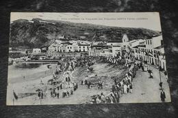 728   Uma Procissao Na Freguezia Das Angustias   Horta Fayal Acores   1922 - Açores
