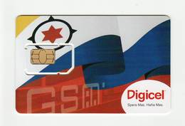 BONAIRE Digicel GSM SIM MINT - Antilles (Netherlands)