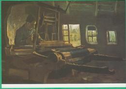 Arts - Peinture - Vincent Van Gogh - Weversinterieur Met Wever - Schilderijen
