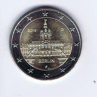 Germania - 2 Euro Commemorativo 2018 - Zecca F - 1° Centenario Della Nascita Di Helmut Schmidt - Germania