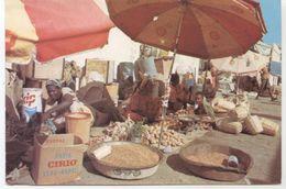 DJIBOUTI  ETALAGES TYPIQUES 1974  TTBE - Djibouti