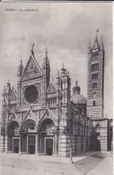 ITALIE---SIENA---la Cathédrale---voir 2 Scans - Siena