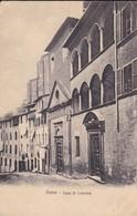 ITALIE---SIENA---casa Di Catherina---voir 2 Scans - Siena