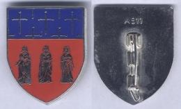 Insigne De L'Escadron De Transport Et De Calibration 03-065 - Commercy - Armée De L'air