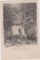 63  Puy De Dome Cascade  De La Verniere - France