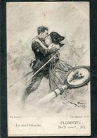 CPA - Illustration Scott - EN ALSACE - Le Vrai Pébiscite - Guerre 1914-18