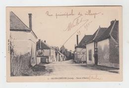 10 - ALLIBAUDIERES / ROUTE D'ARCIS - France