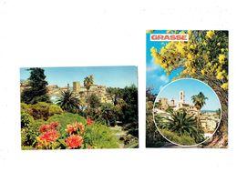 LOT 2 Cpm - 06 - GRASSE - Parfumerie Fragonard - - Grasse