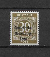 LOTE 1633 /// ALEMANIA DDR   YVERT Nº: 4 **MNH - [6] República Democrática