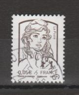 FRANCE / 2013 / Y&T N° 4764 : Ciappa 0.05 € (de Feuille Gommée) - Choisi - Cachet Rond - France