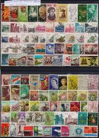 SOUTH AFRICA SELECTION OF 100 DIFFERENT USED STAMPS - Briefmarken
