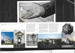 Finlande 2016 Carnet N° C2446 Oblitéré Patrimoine Statues De Bois - Finland
