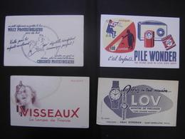Lot Numero 3 De 12 BUVARDS - Collections, Lots & Séries