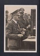 Dt. Reich AK Adolf Hitler An Der Gulaschkanone 1940 - Personaggi Storici