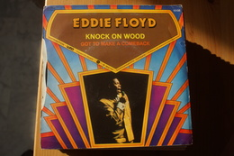 EDDIE-FLOYD-KNOCK-ON-WOOD-SP-DE-19?? ENREGISTREMENT-1966  VALEUR + - Soul - R&B