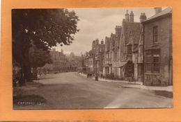 Chipping Campden UK 1910 Postcard - Altri