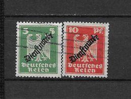 LOTE 1635 /// ALEMANIA IMPERIO   YVERT Nº: 69/70 - Oficial