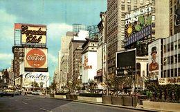 ETATS-UNIS TIMES SQUARE NEW YORK CITY - Time Square