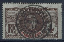 Upper Senegal And Niger, General Faidherbe, 4c. 1906, VFU  Superb Postmark From BANDIAGARA - Used Stamps