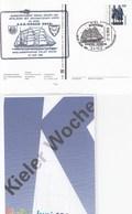 PP 156 D2/19  Kieler Philatelisten-Veren Von 931 E.V., - Kieler Woche 20.-23. Juni 1998, Kiel 1 - Privé Postkaarten - Gebruikt