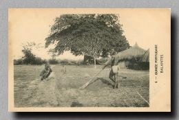 GUINEE PORTUGAISE Guinée Bissau  BALANTES  (scan Recto-verso) FRCR00028 P - Guinea-Bissau