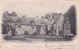 Carte 1900 ENVIRONS DE GACE / LE CHATEAU CISAI - France