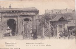 Thionville/57/ Diedenhofen/ Porte De La Moselle.../ Réf:fm302 - Thionville