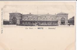Metz/57/La Gare Bahnhof/ Réf:fm300 - Metz