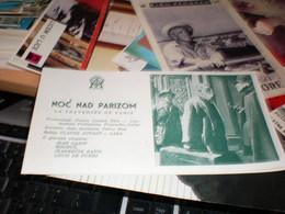 Kino Program La Traversee De Paris - Posters
